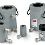 SINGLE-ACTING HOLLOW PISTON STEEL CYLINDERS